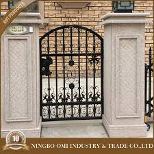 luxury wrought iron house main gate designs iron gates models gate