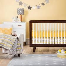trend lab chevron crib bedding set target