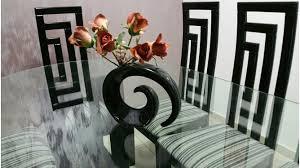 Black And Red Vase Fashion Vases Modern Ceramic Vase For Home Decor Tabletop Vase