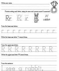 handwriting worksheets proper letter formation
