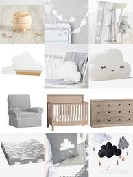 Nursery Decor Toronto Cloud Nursery Theme Pinteres