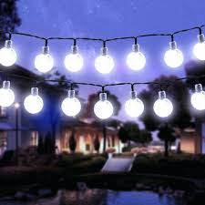 Solar Powered Patio Lights String by Target Patio String Lights Solar Powered String Lights Outdoor