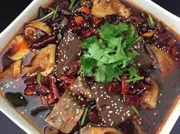 ingr馘ients cuisine chongqing mao xue wang 重庆毛血旺 spicy element