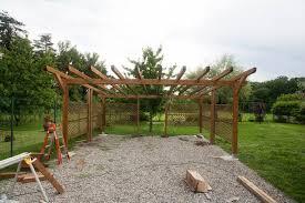montaggio tettoia in legno tettoia in legno milleusi tettoia in legno legnoeoltre