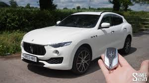 maserati levante interior back seat has the maserati levante diesel been overlooked youtube