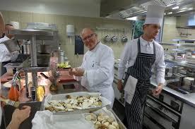en cuisine marc meurin en cuisine au château de beaulieu busnes chefs