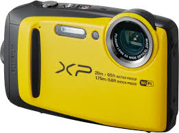digital camera u201cfinepix xp120 u201d u2014 four rugged protections surround