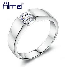 cheap wedding rings for men aliexpress buy unisex rings for men women wedding