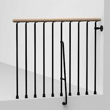 Banister Railing Home Depot Arke Handrails Stair Parts The Home Depot