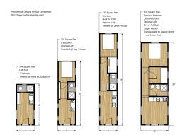 4 Bedroom Tiny House Best 25 Tiny House Trailer Plans Ideas On Pinterest