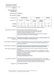 Resume Language Skills Example by Resume Language Skills Resume Cv Language Skills How Should I
