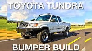 build your toyota custom bumper build toyota tundra dumbshitdaily youtube