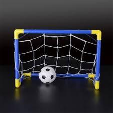 Backyard Football Goal Post Mini Soccer Goal Ebay