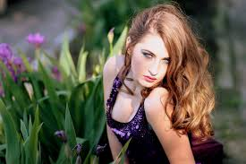hairstyles for brown hair and blue eyes free images grass person girl flower model spring fashion