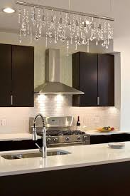 modern kitchen countertops and backsplash modern kitchen boasts espresso flat front cabinets paired with