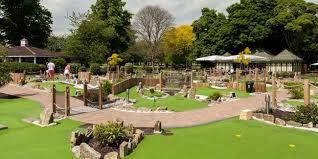 wandsworth park mini golf course putt in the park mini golf