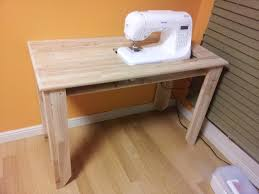 sewing machine table ideas diy sewing machine table jenny lee s jottings