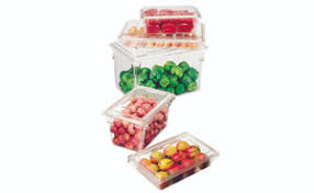 Cambro Round Food Storage Container Sets - cambro food storage cambro storage containers restaurant food