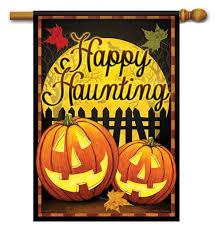 halloween house and garden decorative outdoor flags