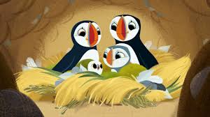 puffin rock u0027 migrates to milkshake animation world network