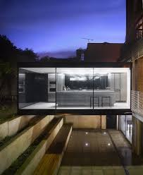 Glass Box House The Box By Nickelson Wooster Architect Architecture Pinterest