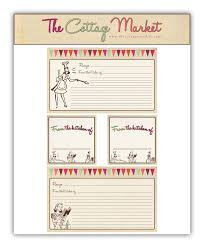 printable recipes free free printable recipe cards and more part 2 thankful thursday