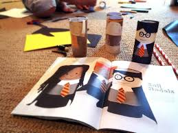 harry potter toilet paper roll craft for the home pinterest