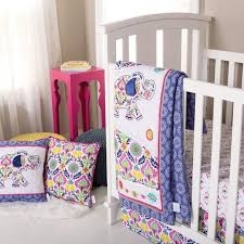 Waverly Crib Bedding Trend Lab Waverly Santa 5 Crib Bedding Set