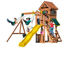outdoor lowes shed kits wood playsets swing sets lowes
