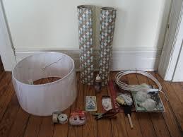 Diy Drum Pendant Light Diy Pendant L Cohabitation Design Dma Homes 76443