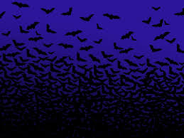 halloween pastel background bats wallpapers group 68