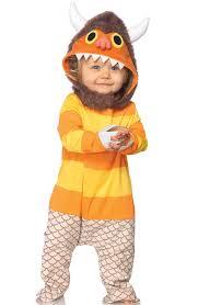 Toddler Monster Halloween Costume Wild Baby Carol Toddler Costume Toddler