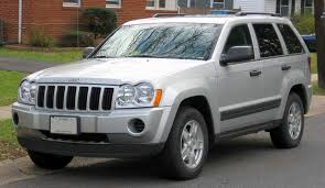 Jeep Grand Cherokee All New Amazing Drive In Uae
