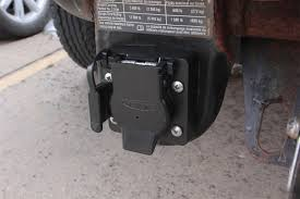 hopkins 47185 vehicle side oem no splice trailer wire connector ebay