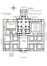 basilica floor plan monasterio de el escorial madrid siglo xvi plantas