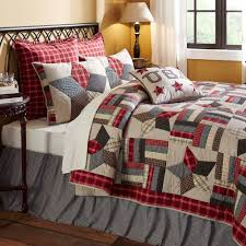 king size 3 pc quilt set glory americana style cotton quilt