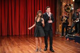 jimmy fallon rashida jones carrie underwood sing themed