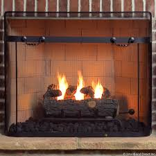 Free Standing Fireplace Screens by Spark Guard Screens Woodlanddirect Com Fireplace Screens