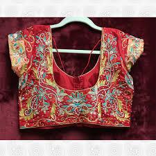 designer blouses designer blouses db020 nris express worldwide courier services
