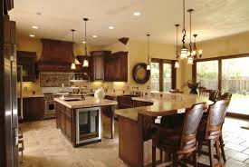 beautiful kitchens with islands custom wood kitchen design showing beautiful material