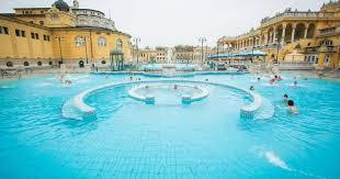 bagno termale e piscina széchenyi budapest thermes széchenyi avec vip privé