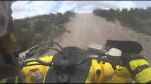 rough trails after suspension adjustment yamaha raptor 700r