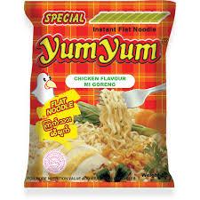cuisine yum yum yum yum chicken flavor mi goreng yum yum