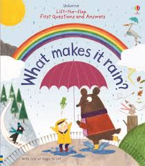 what makes it rain u201d at usborne books at home organisers