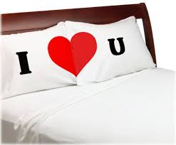 Husband Romance In Bedroom Couples Pillow Cases Wifey Hubby Husband And Wife Wedding