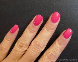 i relish nail polish sinful colors cream pink