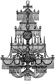 old chandelier cliparts free download clip art free clip art