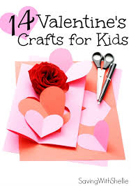 valentines day kids 14 s day crafts for kids