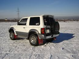 Pajero Wagon Gallery Of Mitsubishi Pajero Exceed 2800 Turbo Wagon