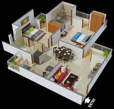 2 bhk flat design plans charms castle raj nagar extension ghaziabad call latest price
